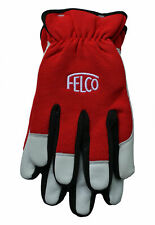 More details for felco 702 work wear gloves available in sizes s, m, l & xl