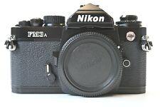Nikon FM3a Black body