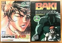 Baki the Grappler: Season 1 & 2 (Vol.1 - 48 End + MV) ~ All Region ~ Brand New ~