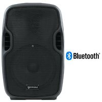 Gemini Pro DJ Audio Portable Wireless Bluetooth 200 Watt Amp PA System Speaker