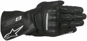 Alpinestars SP-8 V2 Black Grey Gloves