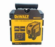 DEWALT Combilaser Self-Leveling 5-Spot Largeur / Horizontal Laser DW0851