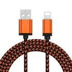 USB Cable For Apple iPod iPhone 5 6S 7 8 Plus Quick Data Charging Cord 1M 2M 3M