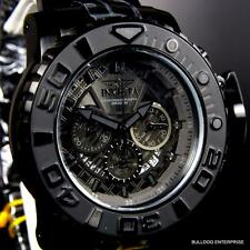 Invicta Sea Hunter III Black Combat Edition 70mm Full Sized Swiss Made Watch