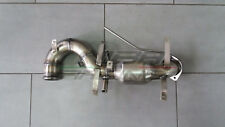 DOWNPIPE INOX CATALIZZATORE 200 CELLE TUBO DPF FIAT BRAVO SEDICI DOBLO' 2.0 MJET
