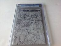 TRANSFORMERS MEGATRON ORIGIN 2 CGC 9.8 SINGLE HIGHEST GRADED RETAILER INCENTIVE