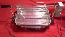 Farberware Electric Open Hearth Broiler Grill Rotisserie Model 450A