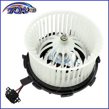 New HVAC Blower Heater Motor Assembly w/ Wheel For Audi A4 A5 Q5 S4 S5