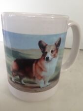 Fiddlers Elbow Pembroke Welsh Corgi Dog Mug Coffee Cup 15 Oz. ~New~