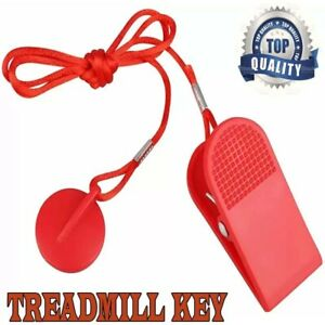 Running Machine Safety Key Treadmill Magnetic Security Switch Lock gym UK