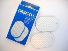 OMRON sostituzione ELETTRODO PADS FOR ELECTRONIC nervo stimolatori (TEN) 2 Pack