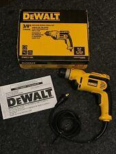 """Dewalt 3/8"""" Keyless Chuck Drill DWD110K"""