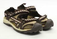 Kamik Womens EU Size 38 Brown Sandals