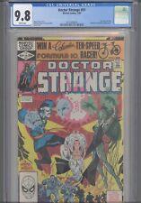 Doctor Strange #51 CGC 9.8 1982 Marvel Terry Austin Cover Sgt. Fury & Commandos