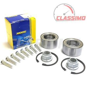 Front Wheel Bearing Kit Pair - PORSCHE BOXSTER 986 - all models - 1996 to 2005