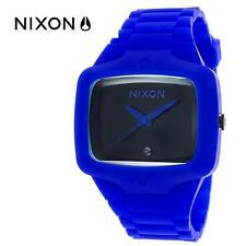 Nixon Silicone/Rubber Band Men's Quartz (Battery) Watches