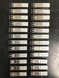 Lot of 24 Agilent HFBR 5710L 850nm LASER PROD Transceivers