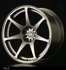 Hyper Zero 1 Wheels, 18 x 9.5 +23 5-114.3 PCD Bronze