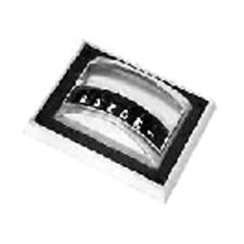 A/T SHIFT SELECTOR DIAL BEZEL 67-68 MUSTANG/COUGAR W/O CONSOLE W/ FLOOR SHIFT
