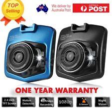 Mini 1080P HD LCD Car Dash Camera Video DVR Cam Recorder Night Vision + G-sensor