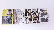 BEAST B2ST Portable Photo Memo Pad KPOP DuJun KiKwang HyunSeung YoSeop YongJun