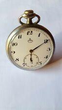 Tellus Super 540 Cortebert-Rolex Vintage Pocket Watch