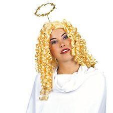 Parrucca da Angelo Biondo Costumi Carnevale Travestimenti WIDMANN
