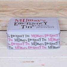 Mummy's Emergency Tin Christmas Gift Ideas For Her & Mother & Mom & Mam Mummy