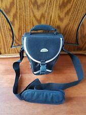 Digital Soligor Camera Bag Fanny Pack Adjustable Strap Shoulder Camcorder Case