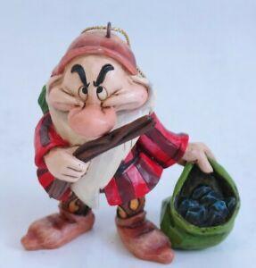 Enesco- WaltDisney Show collection*Grumpy Ornament * No. A9042