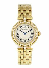 Cartier Panthere Vendome 8057916  Yellow Gold Diamond Ladies Watch
