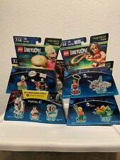 LEGO Dimensions Lot Of 4 Portal Simpson's 71209 71227 71203 71237 New Sealed
