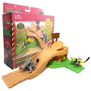 Mattel Dinotrux Revvit's Ravine Revenge includes Revvit Skrap-it Dreamworks Toy