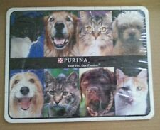 PURINA PET PUZZLE DOGS CATS Your Pet, Our Passion New in Package