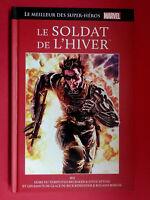 MARVEL LE MEILLEUR DES SUPER HEROS - LE SOLDAT DE L'HIVER - COMICS - VF - 4363