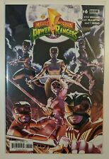 Mighty Morphin Power Rangers #6 2016 Boom! Comics Combined Shipping!