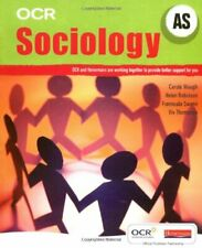 OCR AS Sociology Student Book (OCR GCE Sociology)-Carole Waugh, Helen Robinson,