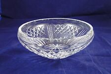 Vintage Large Waterford Cut Crystal Bowl