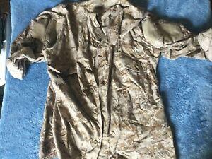 NO RESERVE Navy Seal DEVGRU crye precision aor 1 field shirt