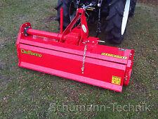 Bodenumkehrfräse Umkehrfräse Bodenfräse Fräse Thunder 145  Kubota Iseki Traktor