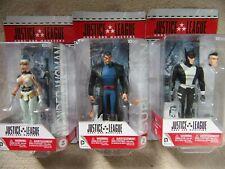 Batman Superman Wonder Woman Action Figures Justice League Gods and Monsters