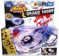 TAKARA TOMY / HASBRO Lightning L-Drago 100HF Beyblade BB-43 - USA SELLER!
