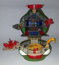 TMNT Mini Mutants Leonardo's Mutant Military Playset 1994 Vintage w/ Accessories