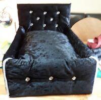 Upholstered Luxury Dog/cat Bed