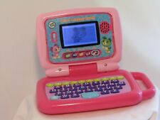 LeapFrog 2 in 1 LeapTop Touch Kids Pink Learning Educational Laptop Learning Toy