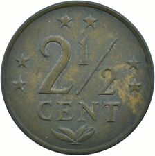 COIN / THE NETHERLAND ANTILLES TERRITORY / 1/2 CENT 1978  #WT17746