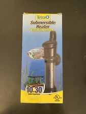 Tetra Ht30 100W Submersible Heater 10-30 Gallon