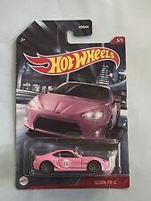 Hot Wheels STREET RACERS Scion FR-S 5/5 (Walmart Exclusive) Pink New.