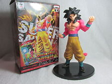 "Anime Dragon Ball Z GT Heroes DXF Super Saiyan 4 Son Goku 7"" pvc figure Toy Gift"