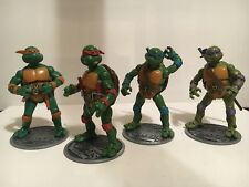 TMNT Turtles Classics Collection Set of 4 Figures